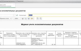 Основные рекомендации по осуществлению удержания из заработной платы по исполнительному листу