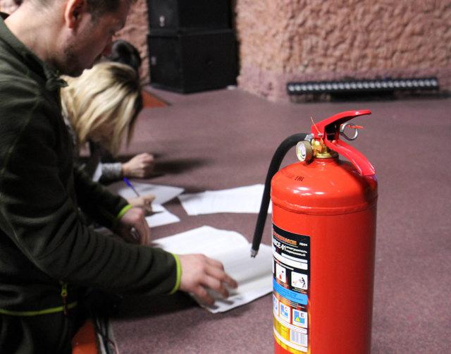 Целевой инструктаж по пожарной безопасности и требования законодательства
