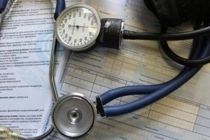 Оформление больничного листа работником