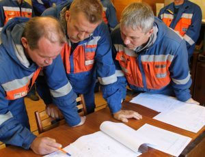 Образец графика обучения по охране труда — как выглядит, кто отвечает за подготовку