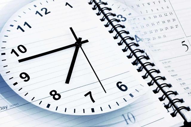 Образец графика работы по 12 часов в сутки: правила составления