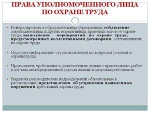 Образец приказа на ответственного по охране труда и рекомендации по его оформлению