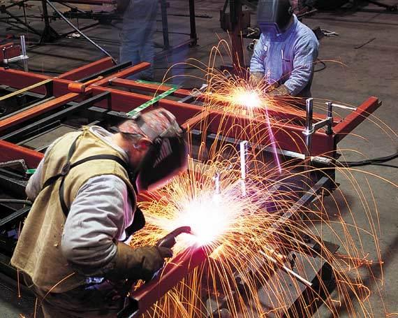 Категория тяжести выполняемых работ в производственной характеристике с примерами